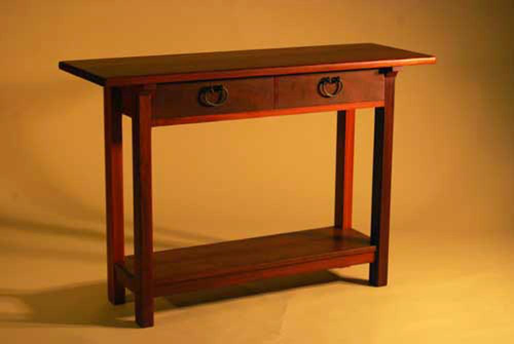 Hall Side Table hall, side and coffee tables, ironwood studio