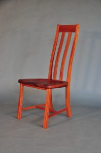 Manor chair in light Jarrah